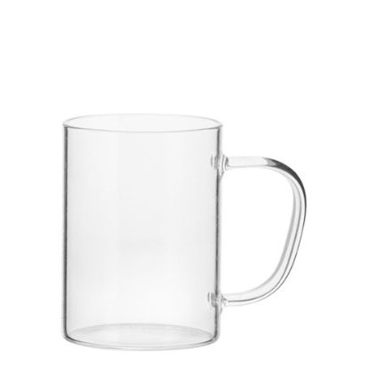 Picture of Glass Mug 12oz (Clear)
