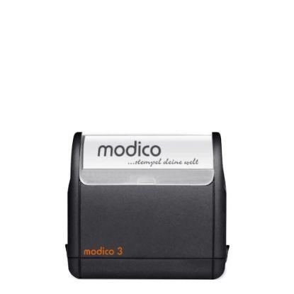 Picture of MODICO 3 - BODY black (49x15mm)