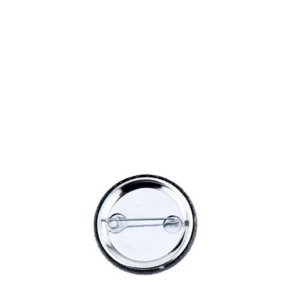 Picture of BUTTON NEEDLE metal - Diam.59mm (pack 100)
