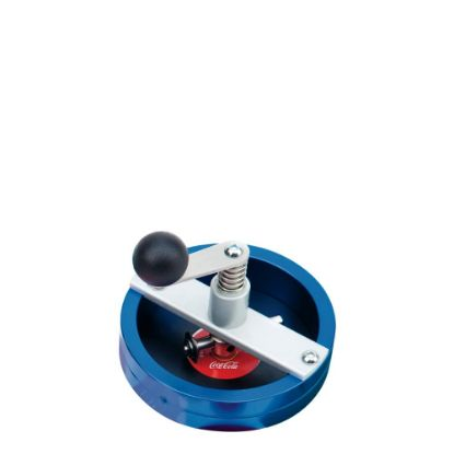 Picture of BUTTON CIRCLE CUTTER metallic (PAD +6tem.)