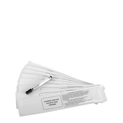 Picture of MAGICARD - CLEAN KIT (10cards + 1pen) for Prima4