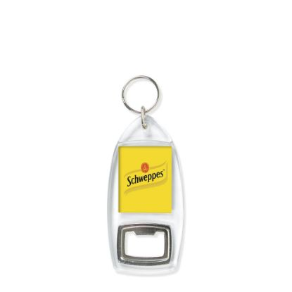 Picture of KEYRING ACRYLIC 2sided- Bottle Open(pack 10)