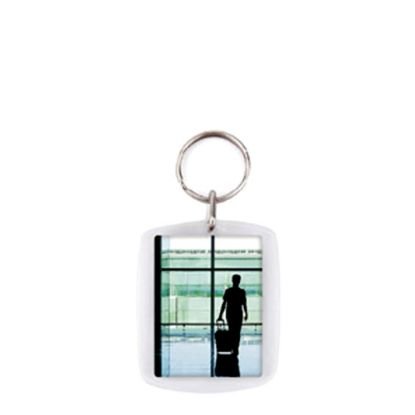 Picture of KEYRING ACRYLIC 2sided-35x45mm (pack 10)