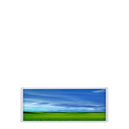 Picture of FRIDGE MAGNET - ACRYLIC - 141x45mm (pack 5)