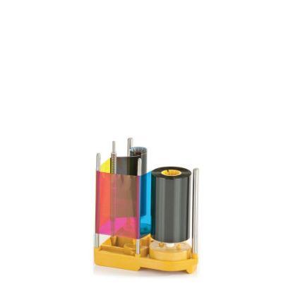Εικόνα της MAGICARD dye film FULL COLOR (1.000 prints) for model Prima 4