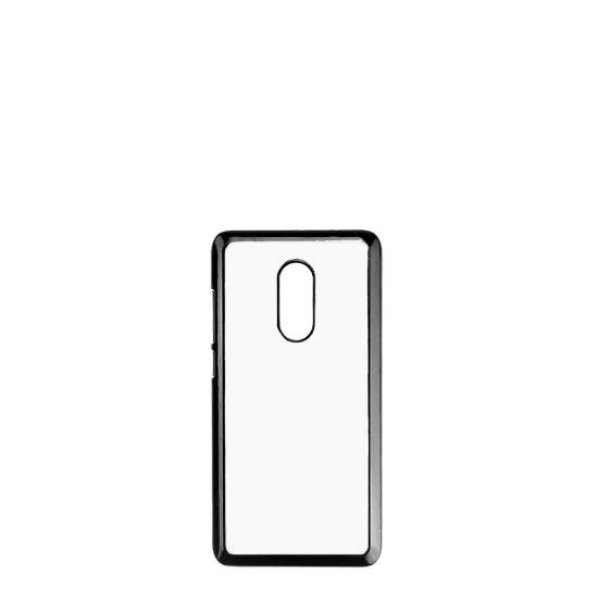Picture of XiaoMi case (Redmi 4X) PC BLACK with Alum. Insert