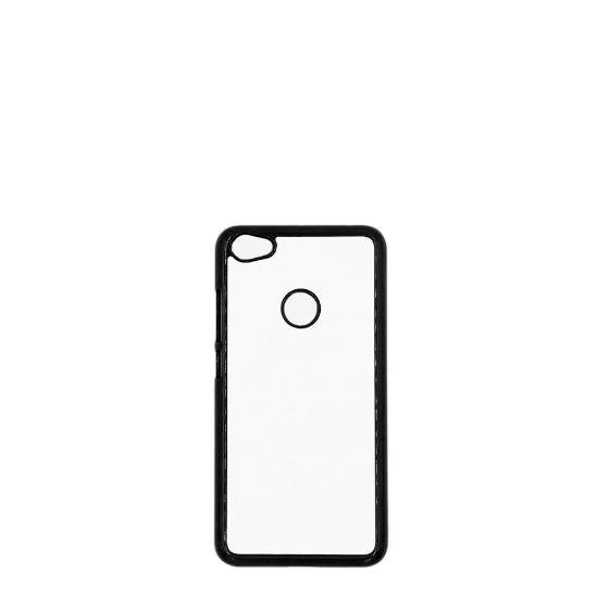 Εικόνα της XiaoMi case (Redmi 7A) PC BLACK with Alum. Insert