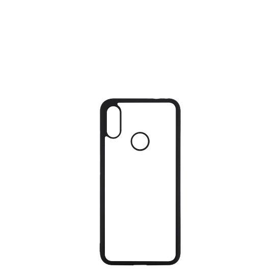 Εικόνα της XiaoMi case (Redmi NOTE 7) PC BLACK with Alum. Insert