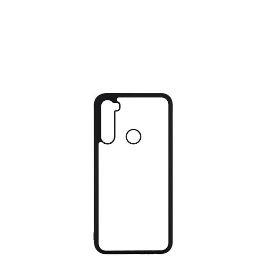 Εικόνα της XiaoMi case (Redmi NOTE 8) PC BLACK with Alum. Insert