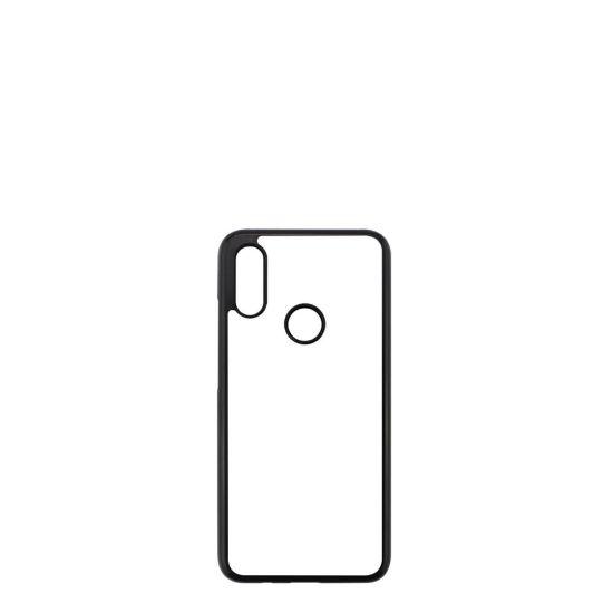 Picture of XiaoMi case (Redmi 7) PC BLACK with Alum. Insert