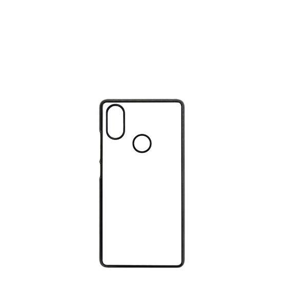 Picture of XiaoMi case (Redmi 8) PC BLACK with Alum. Insert