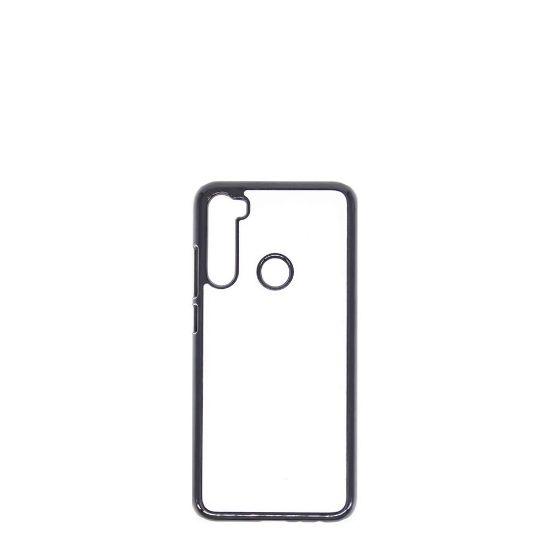 Picture of XiaoMi case (Redmi 8A) PC BLACK with Alum. Insert