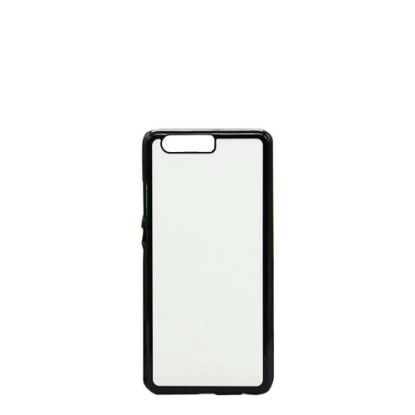 Picture of HUAWEI case (P10+) TPU BLACK with Alum. Insert