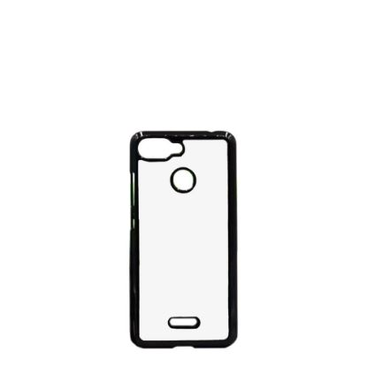 Picture of XiaoMi case (Mi 6) PC BLACK with Alum. Insert
