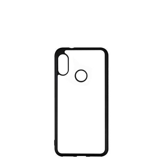 Εικόνα της XiaoMi case (Redmi 6) PC BLACK with Alum. Insert