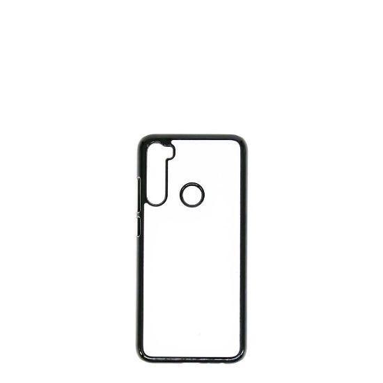 Picture of XiaoMi case (Mi A2) PC BLACK with Alum. Insert
