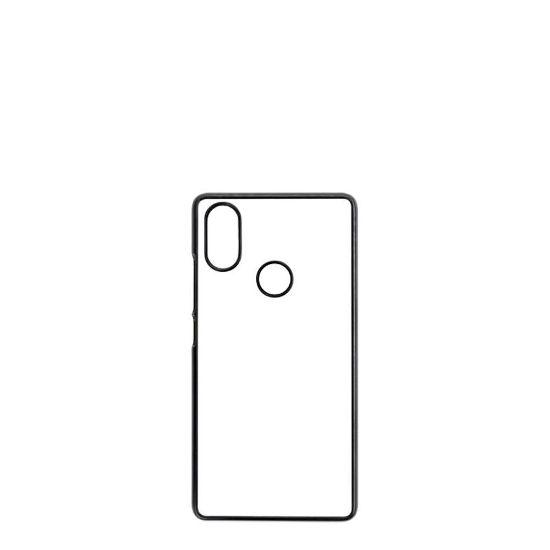 Picture of XiaoMi case (Mi 8 SE) PC BLACK with Alum. Insert