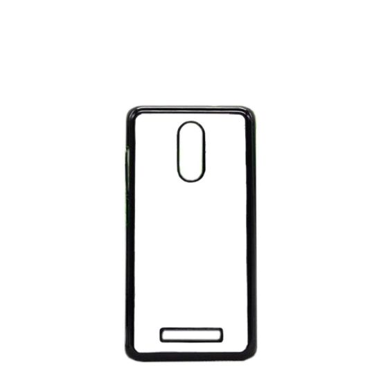Picture of XiaoMi case (Redmi NOTE 3) PC BLACK with Alum. Insert