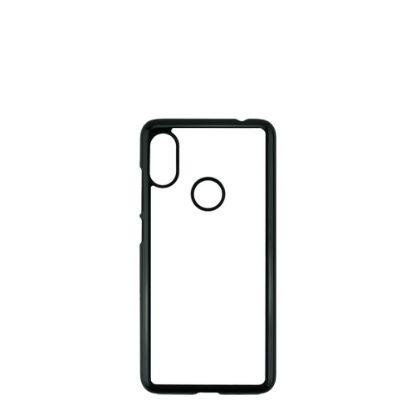 Picture of XiaoMi case (Redmi NOTE 6) PC BLACK with Alum. Insert