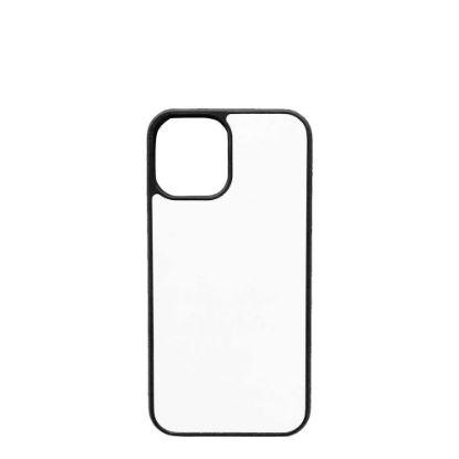 Εικόνα της APPLE case (iPHONE 12, 12 Pro) TPU BLACK with Alum. Insert