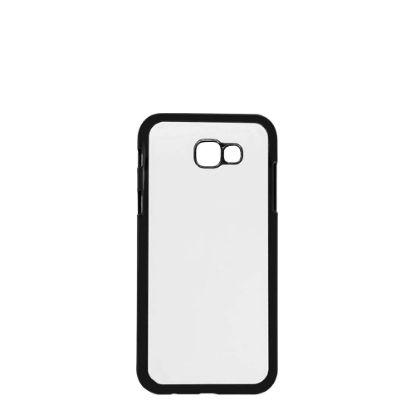 Εικόνα της GALAXY case (A7 2017) TPU BLACK with Alum. Insert
