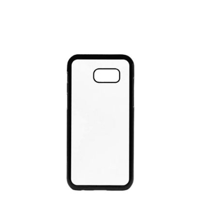 Picture of GALAXY case (A5 2017) TPU BLACK with Alum. Insert