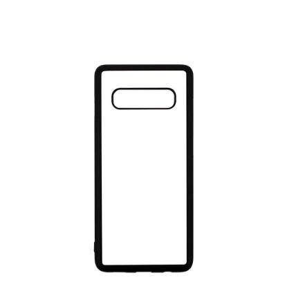 Εικόνα της GALAXY case (S10+) TPU BLACK with Alum. Insert