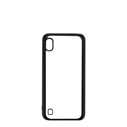 Εικόνα της GALAXY case (A10) TPU BLACK with Alum. Insert