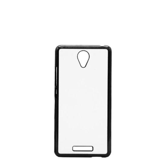 Εικόνα της XiaoMi case (Redmi NOTE 2) PC BLACK with Alum. Insert