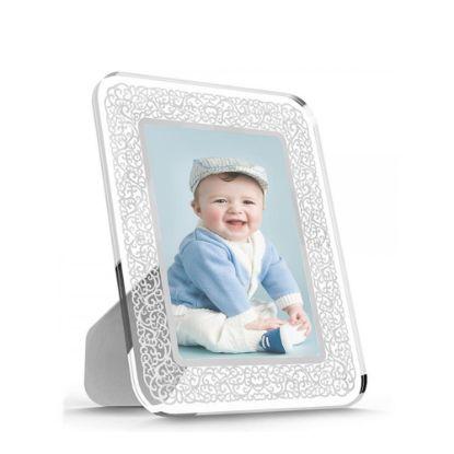 Εικόνα της GLASS FRAME - TOUGHENED/8mm 19.5x24.5cm WHITE