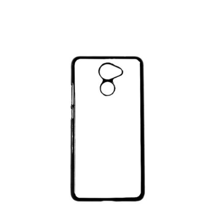 Picture of HUAWEI case (Y7 Prime 2017) TPU BLACK with Alum. Insert