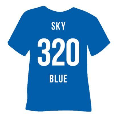 Εικόνα της POLI-FLOCK (BLUE SKY) 50cmx1cm