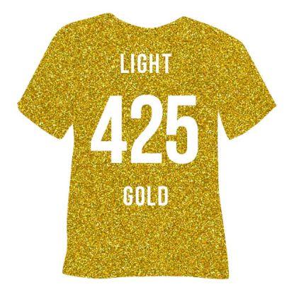 Εικόνα της POLI-PEARL GLITTER (GOLD LIGHT) 50cmx1cm