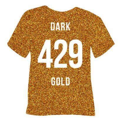 Εικόνα της POLI-PEARL GLITTER (GOLD DARK) 50cmx1cm