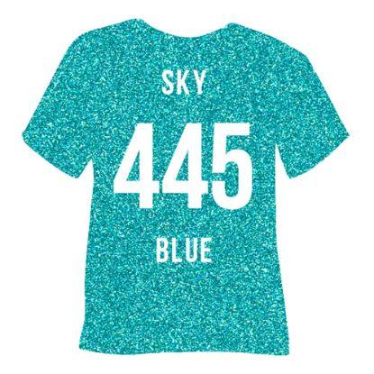 Εικόνα της POLI-PEARL GLITTER (BLUE SKY) 50cmx1cm
