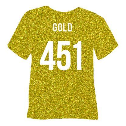 Εικόνα της POLI-PEARL GLITTER (GOLD) 50cmx1cm
