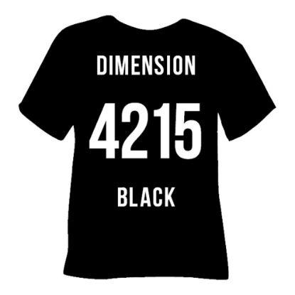 Picture of POLI-FLEX DIMENSION 0.60 (BLACK) 50cmx1m