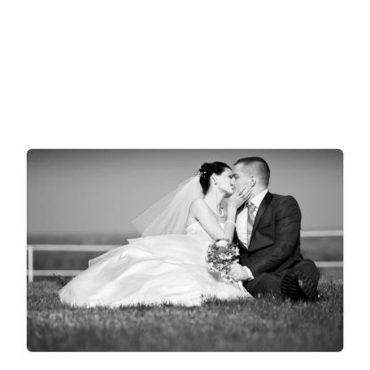 Picture of METAL PHOTO PANEL- GLOSS SILVER - 30.48x45.72