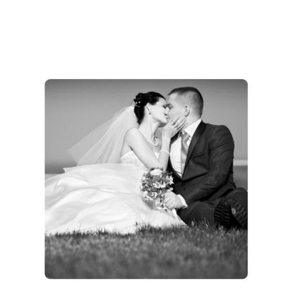 Picture of METAL PHOTO PANEL- GLOSS SILVER - 20.32x20.32