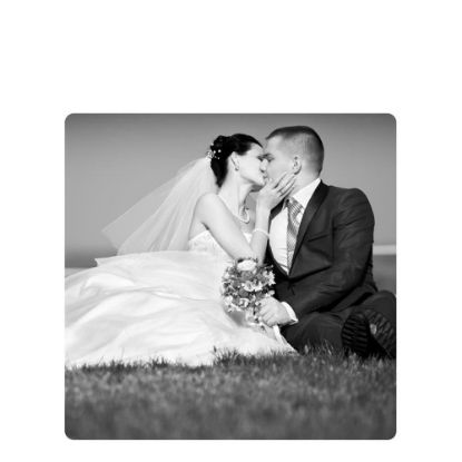 Picture of METAL PHOTO PANEL- GLOSS SILVER - 25.40x25.40