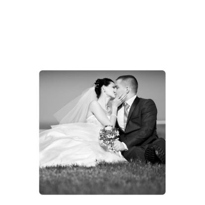 Picture of METAL PHOTO PANEL- GLOSS SILVER - 12.70x12.70