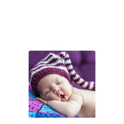 Εικόνα της METAL PHOTO PANEL- MATT WHITE - 10.16x10.16