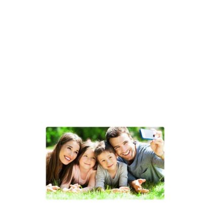 Picture of METAL PHOTO PANEL- SEMI GLOSS WH.-12.70x17.78