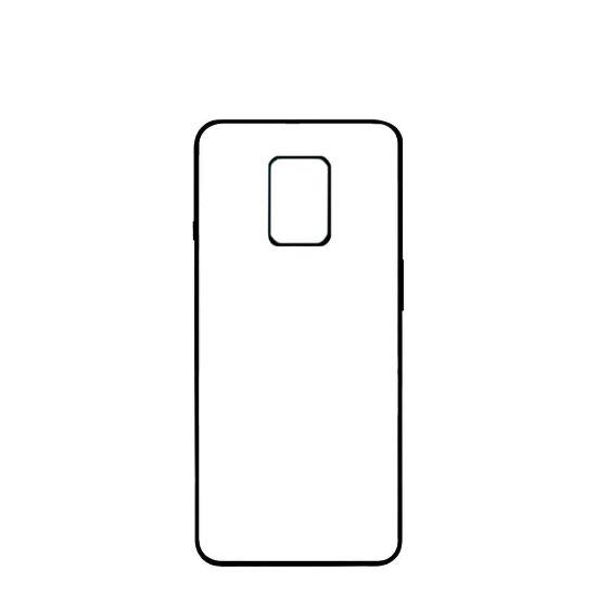 Εικόνα της XiaoMi case (Redmi NOTE 9s) PC BLACK with Alum. Insert