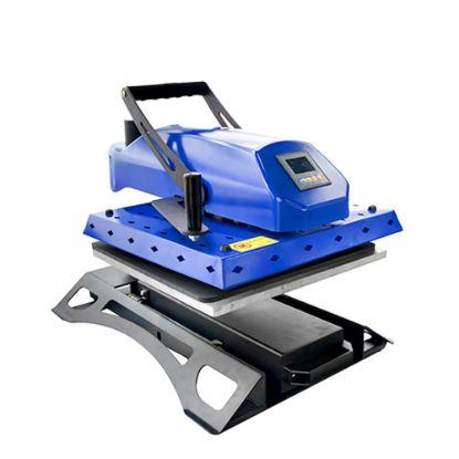 Picture of Flat Heat Press 40x50cm (Swing manual) BLUE