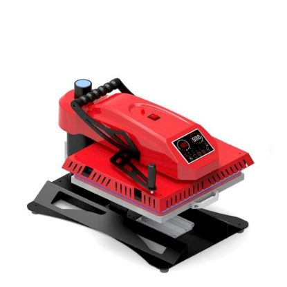Picture of Flat Heat Press 40x50cm (Swing manual) RED
