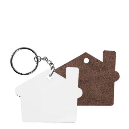 Εικόνα της KEY-RING - HB (HOUSE) 1-sided