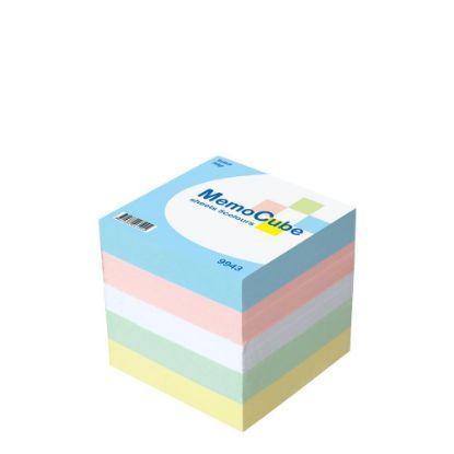 Εικόνα της MEMO CUBE 9x9 *SHEET* 5 colors (910sh.)