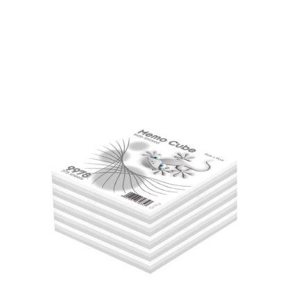 Εικόνα της MEMO CUBE 9x9 *STICK* grey (375sh.)