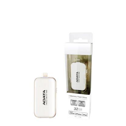 Εικόνα της USB i-Memory - ADATA UE710 (WHITE) 32GB